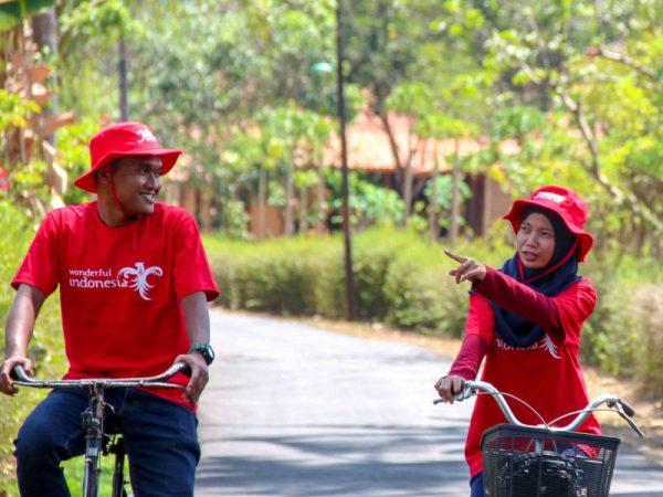 Cycling Village Tour Candirejo