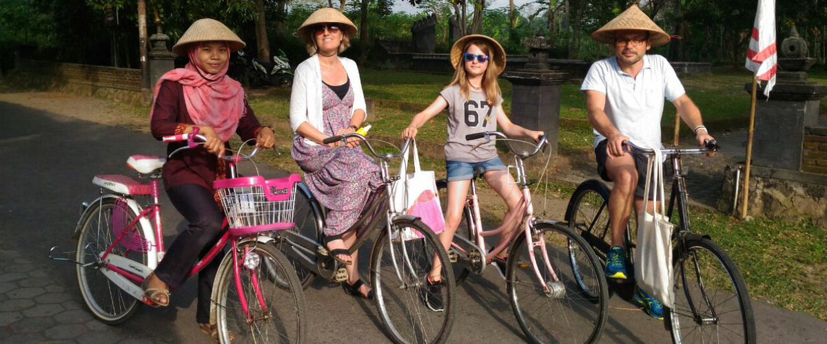 Cycling Village Tour